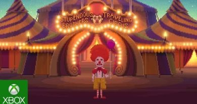 Ransome the *Beeping* Clown Thimbleweed Park Trailer