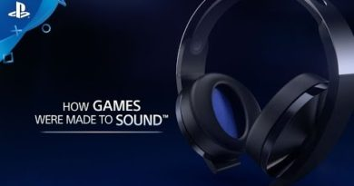 Platinum Wireless Headset - Launch Video | PS4