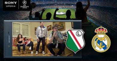 UCL #ChampionsSofa Highlights – Legia Warszawa v Real Madrid