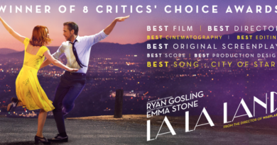 Last chance – Go to an exclusive screening of La La Land with #O2Priority