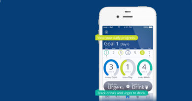 Dry January: 2017's best apps for staying sober