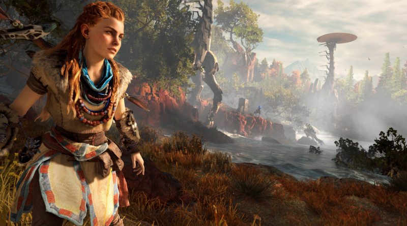 The creation of Horizon Zero Dawn's Aloy, as told by Guerrilla Games