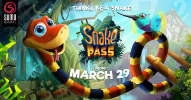 Snake Pass slides onto PS4 and PS4 Pro on 29th March