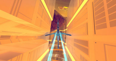 Lightfield brings hyperfuturistic, omnidirectional precision racing to PS4