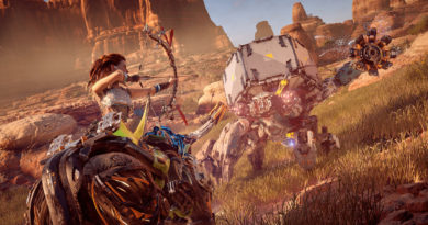 The making of Horizon Zero Dawn's machines, as told by Guerrilla Games