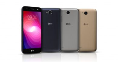 INTRODUCING LG X POWER2 WITH HIGH CAPACITY BATTERY DESIGNED FOR DEMANDING USERS