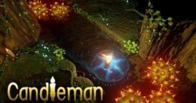 Candleman Lights Up Xbox One Today