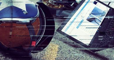 Dimitri and the ThinkPad Motorbike Crash