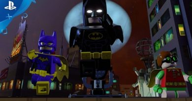 LEGO Dimensions - LEGO Batman Movie Story Pack Trailer | PS4, PS3