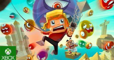 Spheroids Gameplay Trailer
