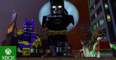 LEGO® Dimensions™ | LEGO®  Batman Movie Story Pack Trailer