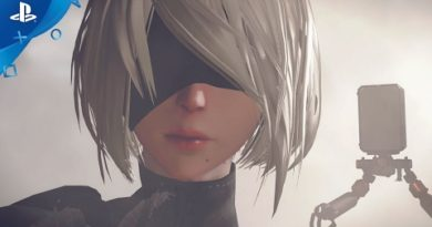 """NieR: Automata – """"Glory to Mankind 119450310"""" Trailer 