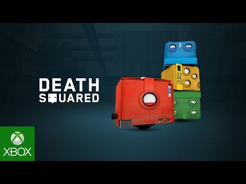 DEATH SQUARED - Announcement Trailer