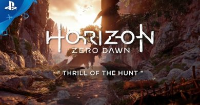 Horizon Zero Dawn - Thrill of the Hunt Video | PS4