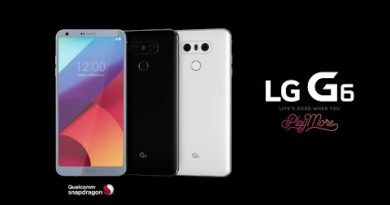 LG G6 : Official Product Video