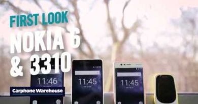 NOKIA 6 and 3310: First Look