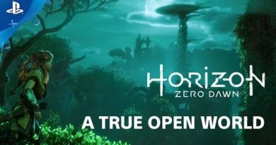 Horizon Zero Dawn: A True Open World - Countdown to Launch at PS Store | PS4