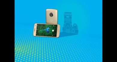 Moto G5 Plus - Exclusive Moto Experiences