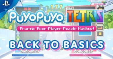 Puyo Puyo Tetris: Back to Basics Trailer | PS4