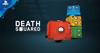 Death Squared - Announcement Trailer | PS4