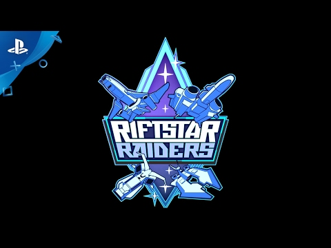 RiftStar Raiders - Announcement Trailer | PS4