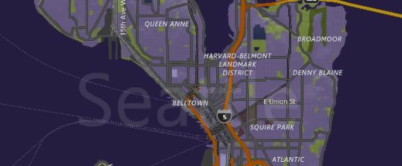 New MapControl features in Windows 10 Creators Update