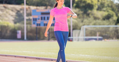 Turn Your Walk Into a Total-Body Workout at the Track