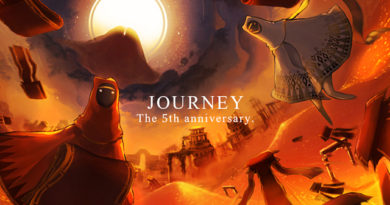On the fifth anniversary of Journey's release, its creator reflects on the game's legacy