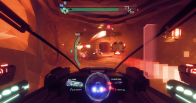PS4's Sublevel Zero Redux is a roguelike, loot-heavy love letter to cult classic Descent