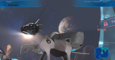 PS4's Goat Simulator goes intergalactic with Waste of Space DLC, out 21st March