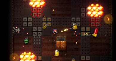 Xbox Play Anywhere Title Enter the Gungeon Coming April 5