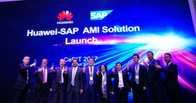 Huawei released an AMI solution with Integration to SAP for Utilities