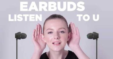 How about earbuds that actually listen to U?