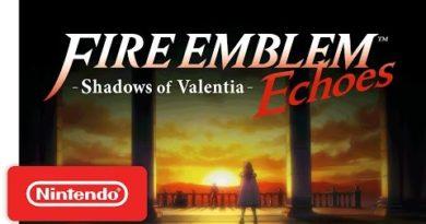 Fire Emblem Echoes: Shadows of Valentia – Zophia's Call