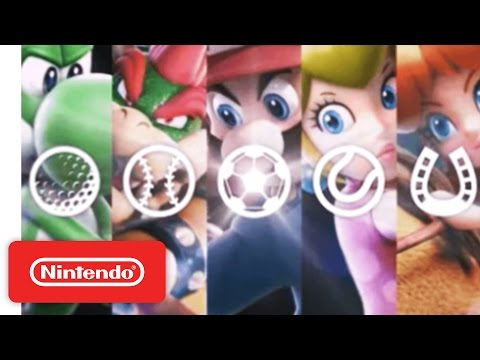 Mario Sports Superstars – 5 Sports in 1 Game!