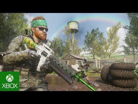 Call of Duty®: Modern Warfare® Remastered - Operation Shamrock and Awe Trailer
