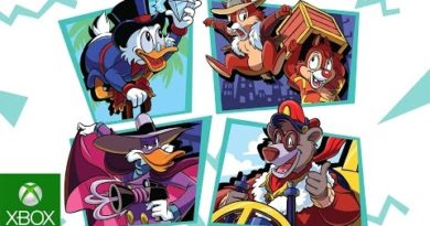 The Disney Afternoon Collection Announce Trailer