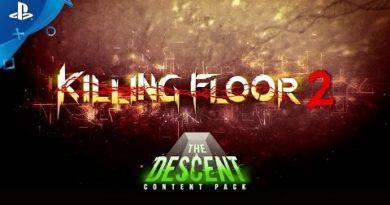 Killing Floor 2 - The Descent Content Pack Release Trailer   PS4