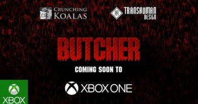 BUTCHER - Announcement Trailer