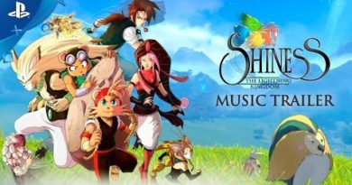 Shiness: The Lightning Kingdom - Music Trailer | PS4