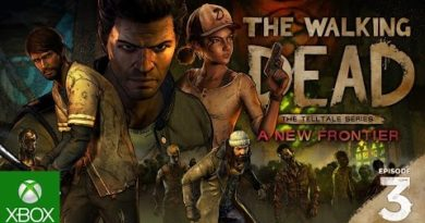 The Walking Dead: A New Frontier - Episode 3 - 'Above The Law' Launch Trailer