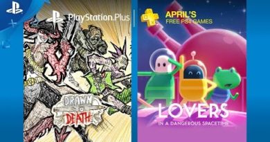 PlayStation Plus - Free PS4 Games Lineup April 2017