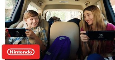 Nintendo Switch - Play at Home or On the Go Trailer