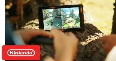 Nintendo Switch - Race Anywhere Trailer
