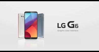 LG G6 : GUI