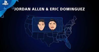 My Road to Greatness: Eric Dominguez & Jordan Allen