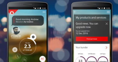 Win big with the My Vodafone app: Your chance to grab an iPhone 7, Galaxy S7 Edge, or a boatload of data!