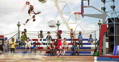 An Inside Look at NBA Playgrounds, Coming Soon to Xbox One