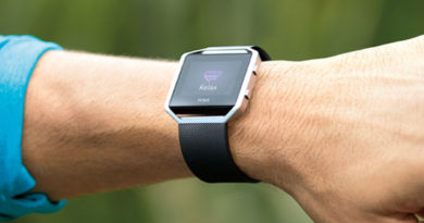 Breathe Easy with 6 Fresh Features in the Latest Fitbit Blaze Update