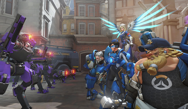 New co-op brawl Overwatch Uprising explores the backstory of Blizzard's team shooter